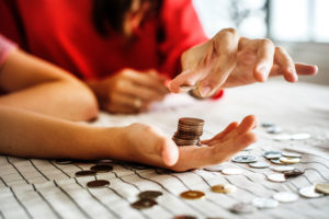 Menguruskan kewangan